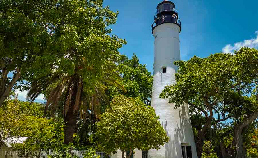 Light house at Key West, Florida Keys