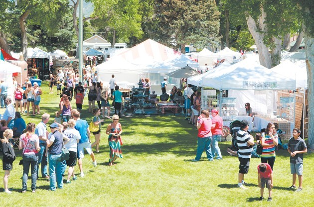 Arts and Festivals Tooele County in Utah