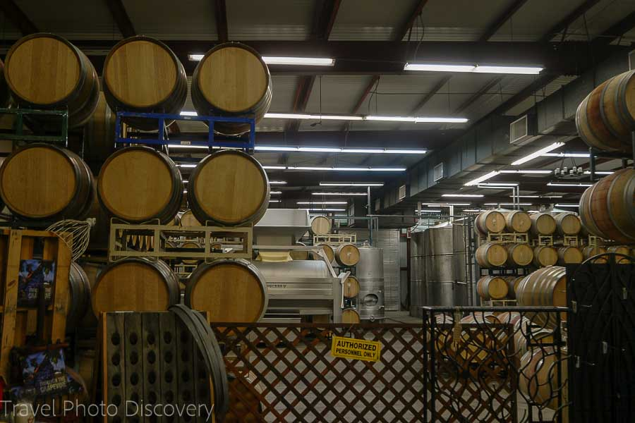 Orfila winery in Escondido San Diego county