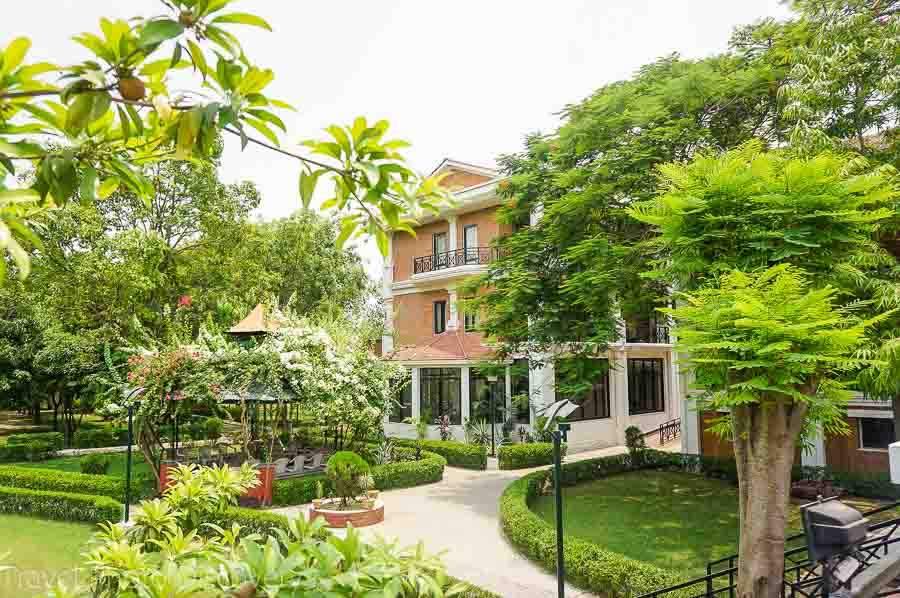 Buddha Maya Garden Hotel In Lumbini