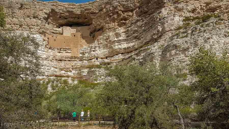 things to do around Flagstaff Arizona Montezuma castle and