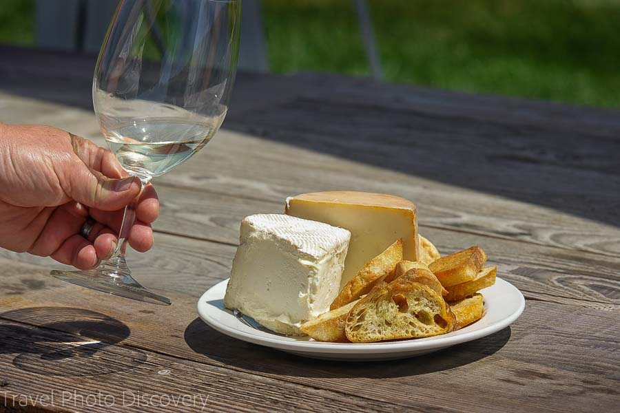 Wine and food pairing Dierberg Star Lane Winery