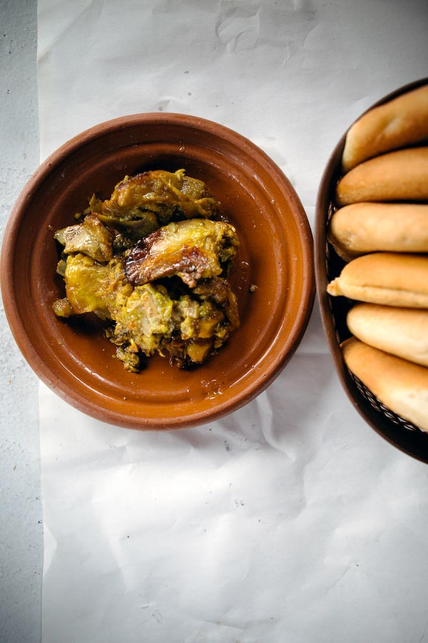Tangia - foods to try in Morocco