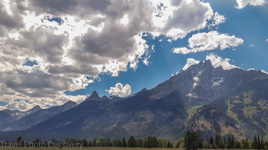 Things to see around Yellowstone Grand Teton National Park