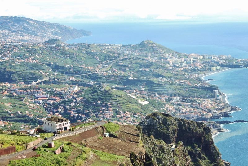 Cabo Girao what to see and do in Madeira