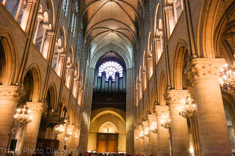 Visiting Notre Dame for free