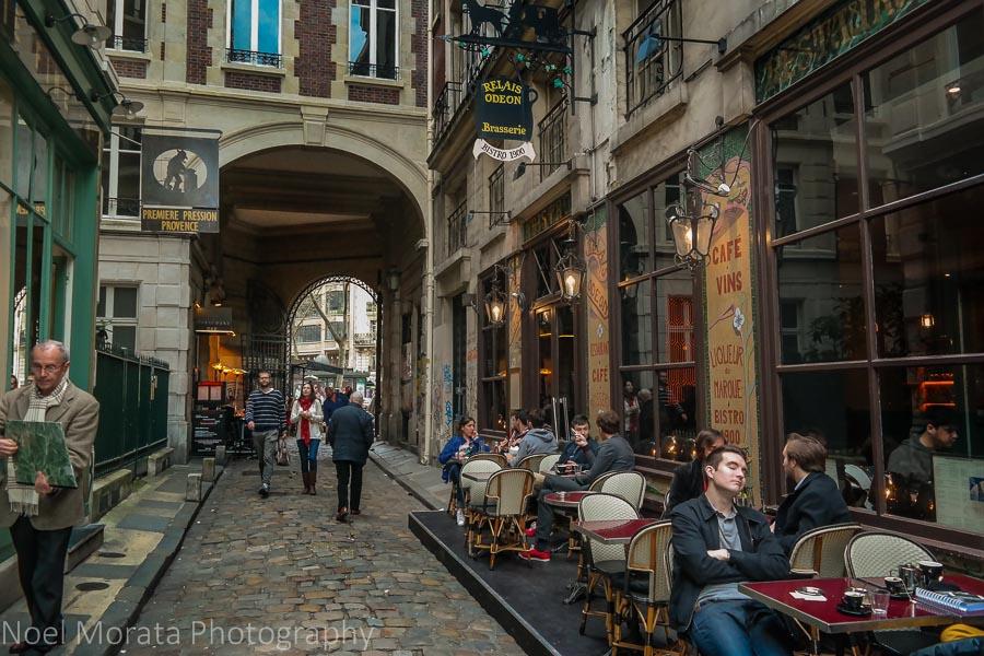 Exploring the Latin Quarter in Paris