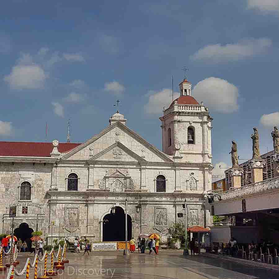 Basilica del Santo Nino Cebu