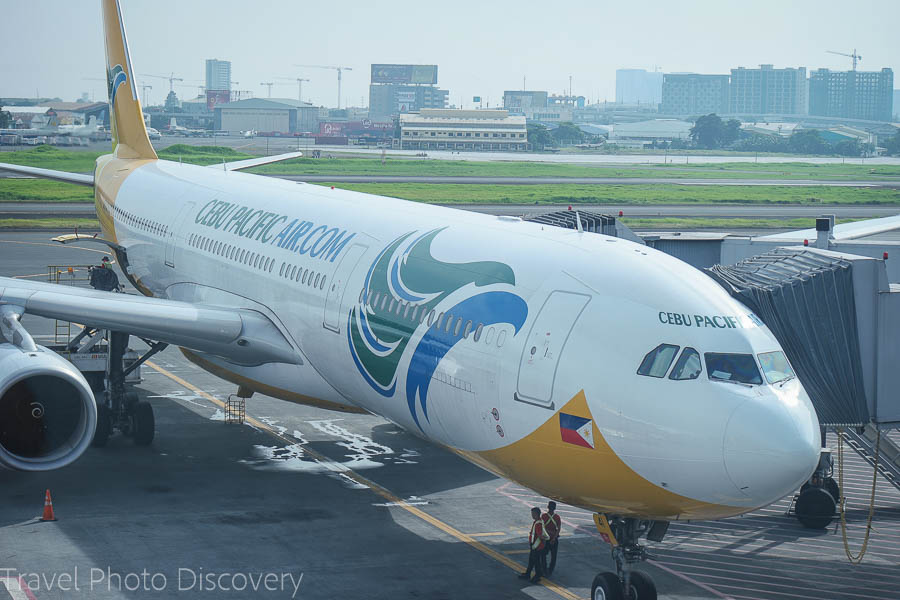 Flying with Cebu Pacific