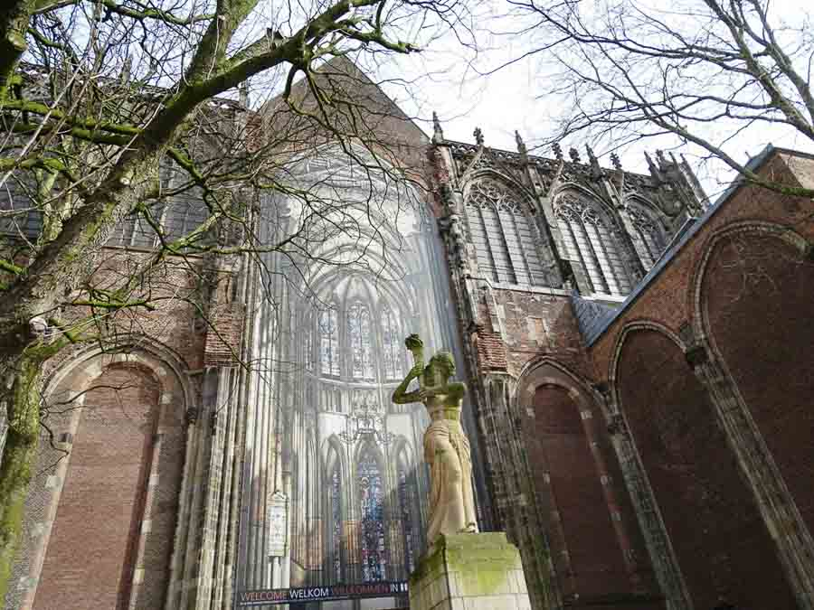 Dom Church in Utrecht