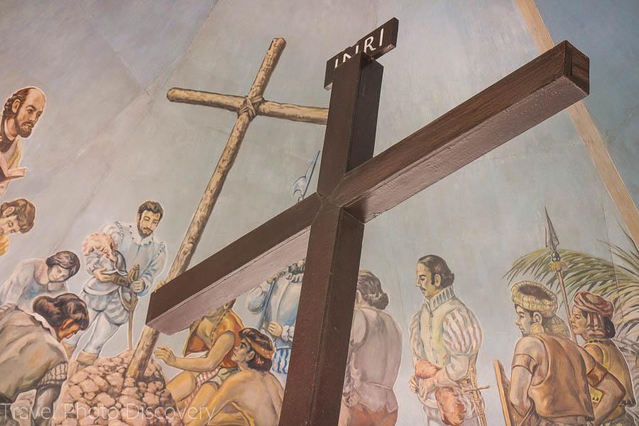 Chapel of Magellan's cross