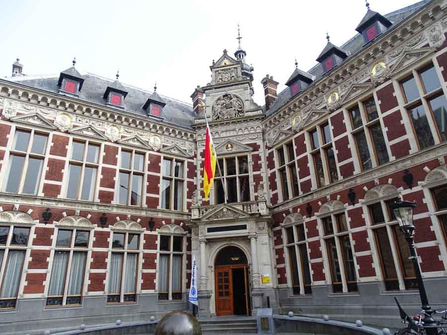 University of Utrecht building
