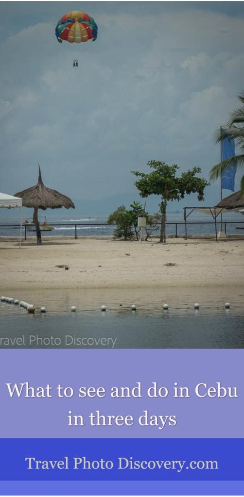 Cebu Philippines in 3 days