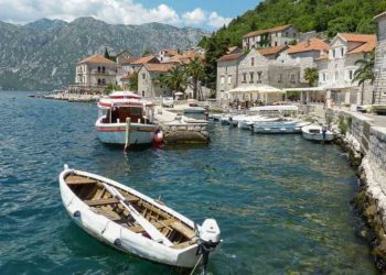 kotor bayside visiting in one day