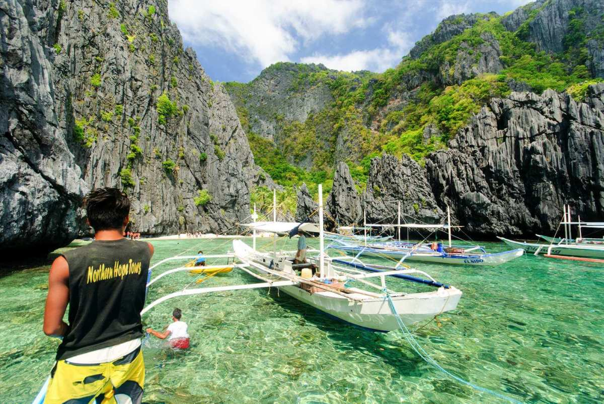Into the Secret Lagoon, El Nido