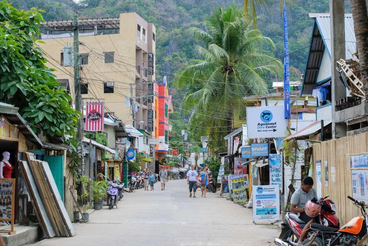 El Nido's Calle Hama