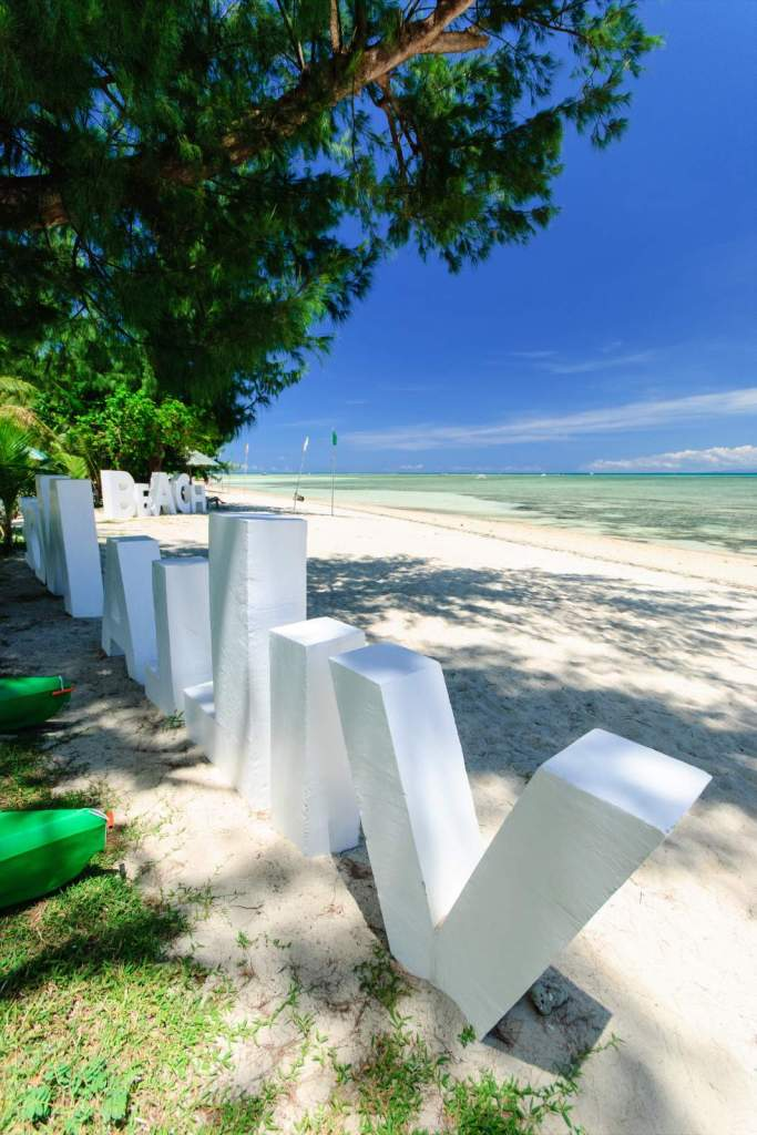 Cagbalete Villa Noe's beachfront