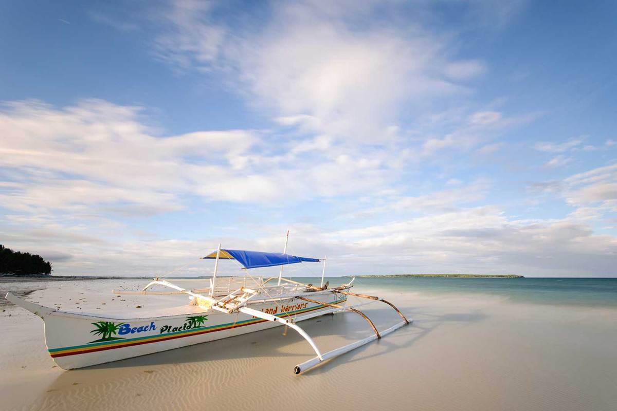 Alice beach, Santa Fe, Bantayan Island