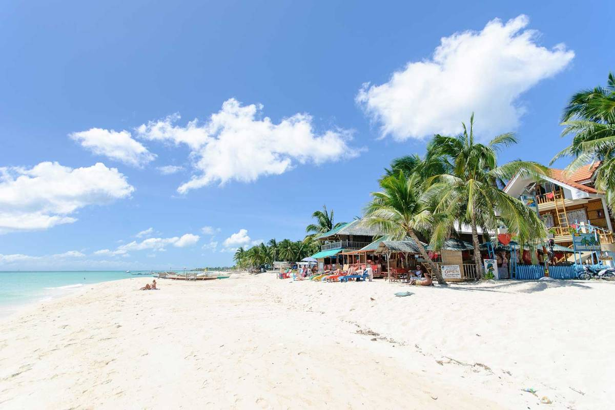 Yooneek Beach Resort, Sugar Beach, Bantayan Island