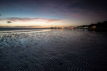 Dawn at Alice Beach, Bantayan Island