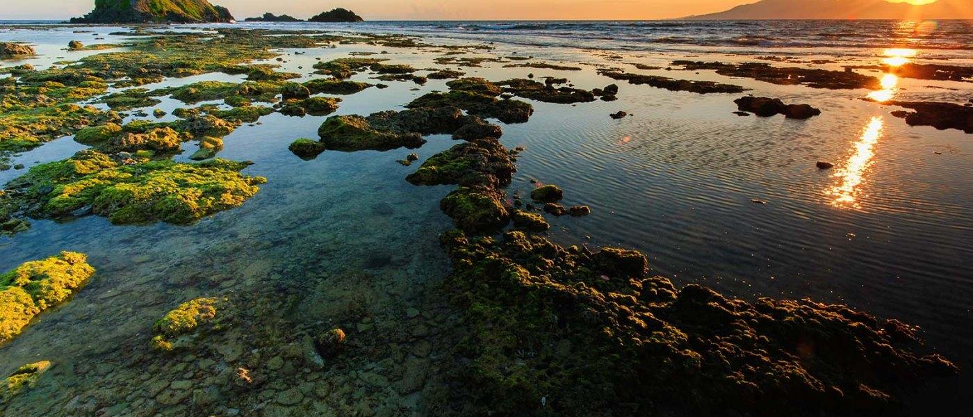 Sunrise at the Blue Lagoon, Pagudpud
