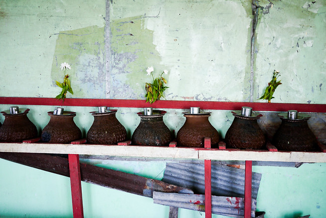 Popa Taungkalat Shrine