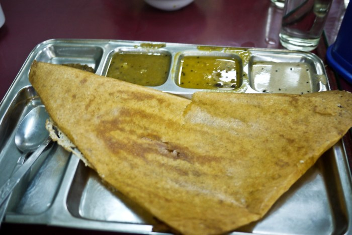 indian dosa yangon