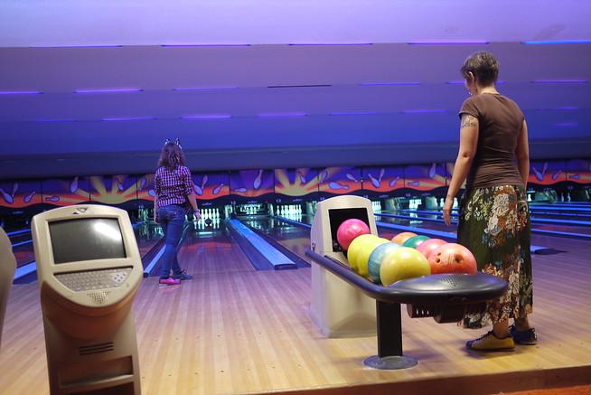 Christmas eve bowling