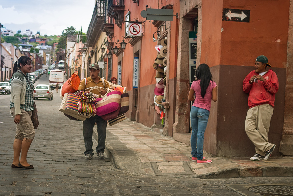 san miguel de allende milf women Cook, eat, play indulge yourself in san miguel and discover the region's passion for food and fun  cook with the local men & women,  san miguel de allende.