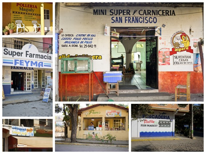 speacialty shops in mexico