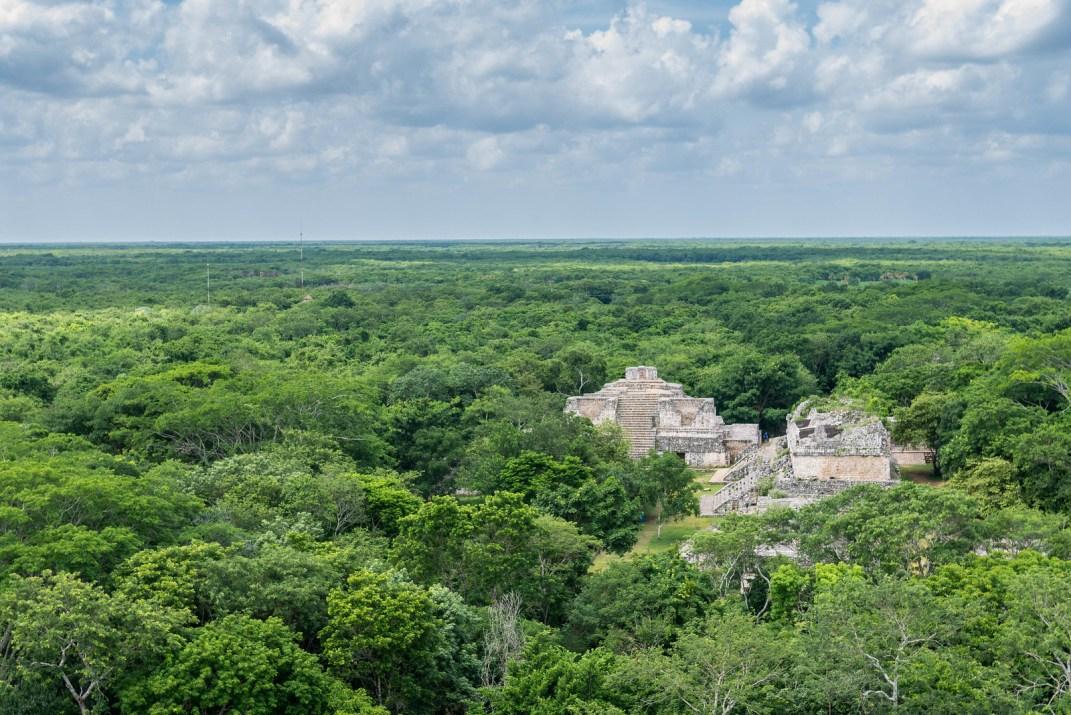 ek balam archaeological park