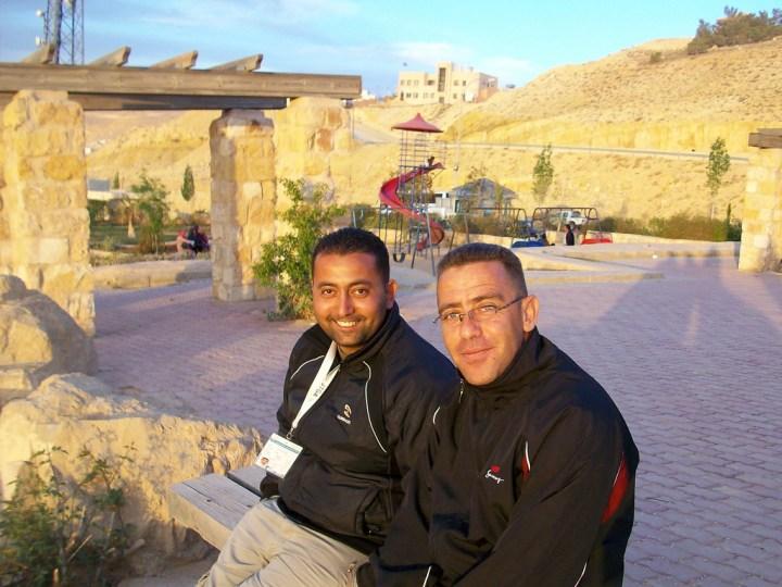 Jordan driver and guide