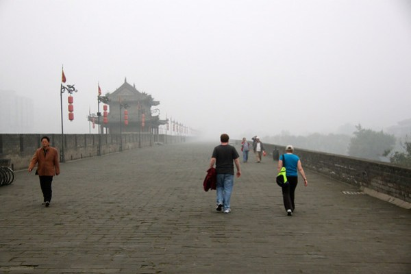 City Wall - Xi'an China