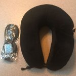 everlasting comfort travel pillow kit contents