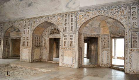 Agra Fort: Deewan E Khaas