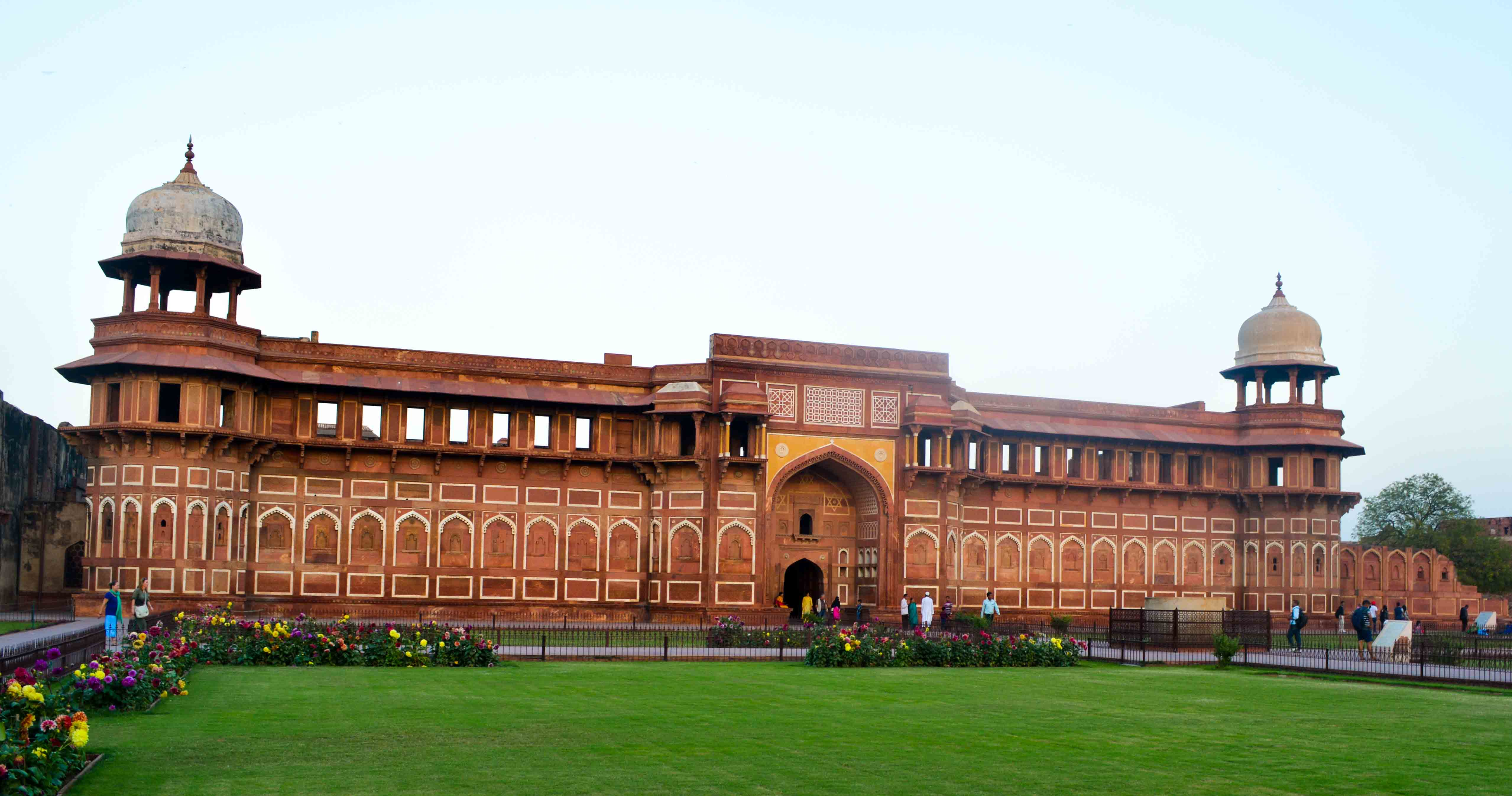 Jahangir Palace in Agra Fort