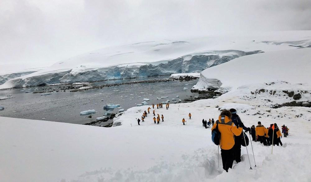 Antarctica Mainland