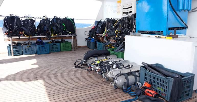 Liveaboard-Diving