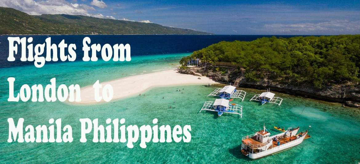 Flights from London to Manila Philippines