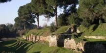 Pompeii, Bay of Naples, Campania, Italy