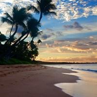 Ka'anapali Beach, Hawaii - Sunrise