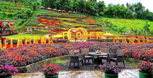 Kutabawa Rainbow Garden Purbalingga