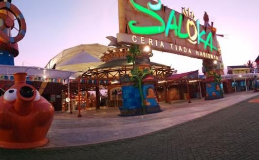 Zona Saloka Theme Park