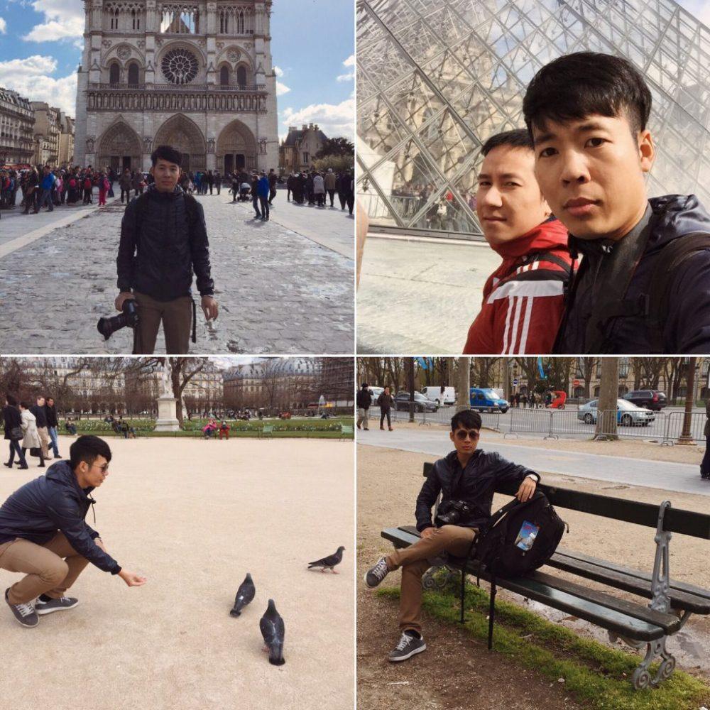Từ nhà thờ đến bảo tàng Louvre