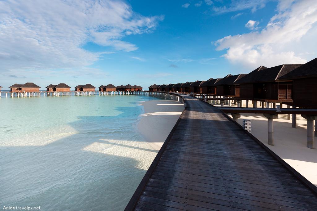 Olhuveli resort - Maldives