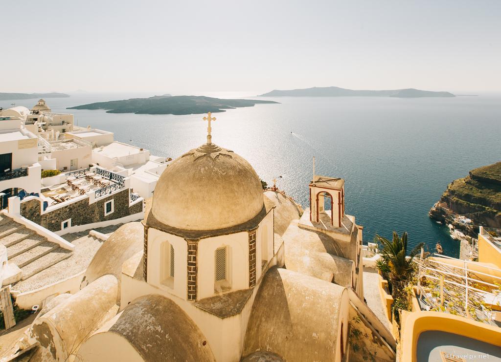 Thira - Santorini