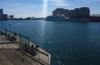 Cảng Barcelona