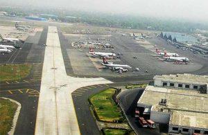 Pune Airport Runway