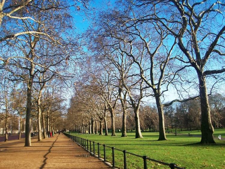 Londres a cores
