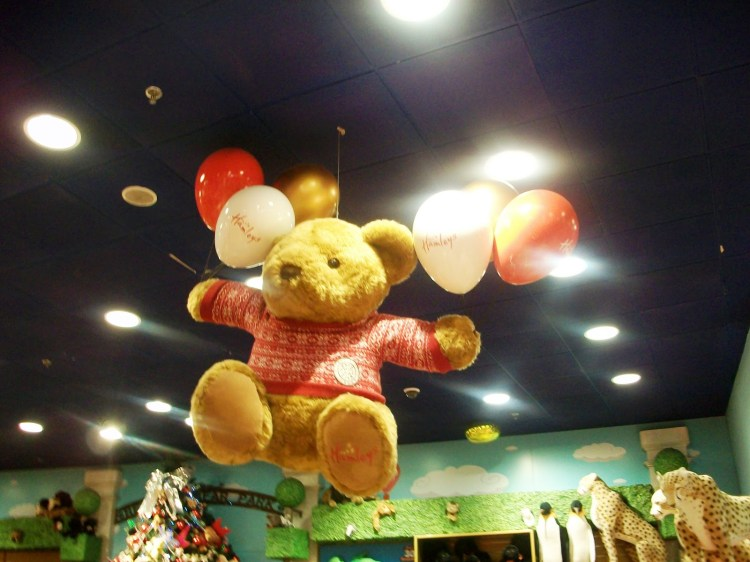 Hamleys Toy Shop Londres